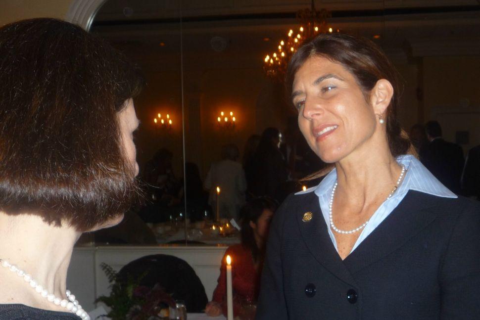 Beck receives 2009 Millicent Fenwick Outstanding Public Service Award