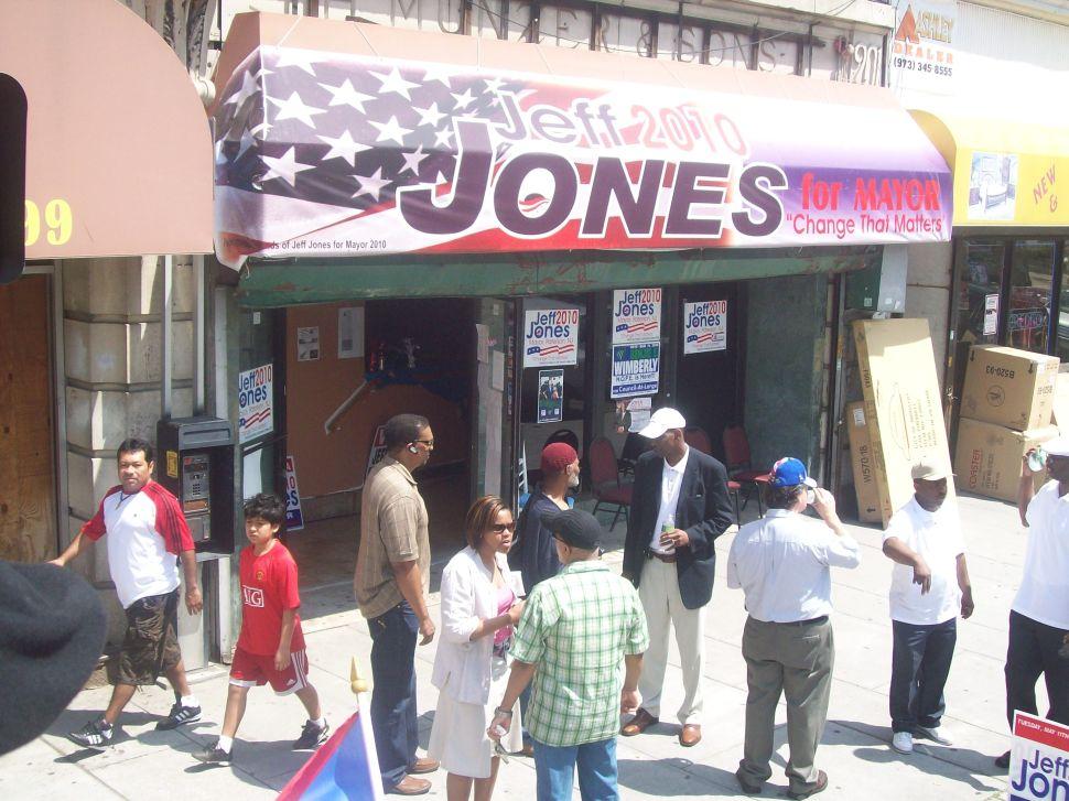 The Record endorses Jones for Paterson mayor