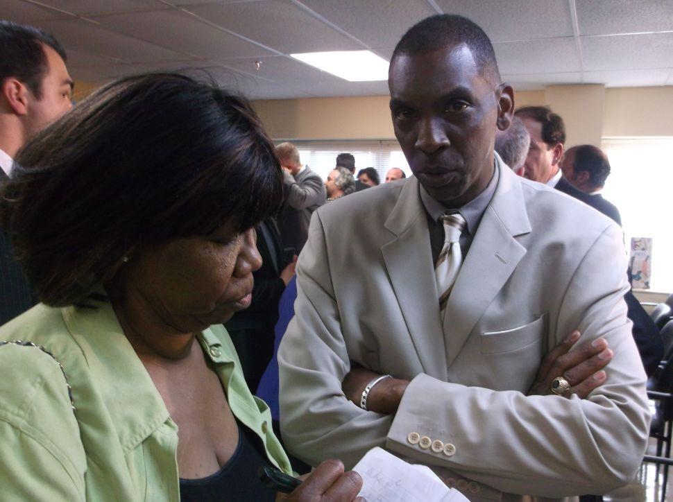 Jones: Buono needs to dial up Michelle Obama