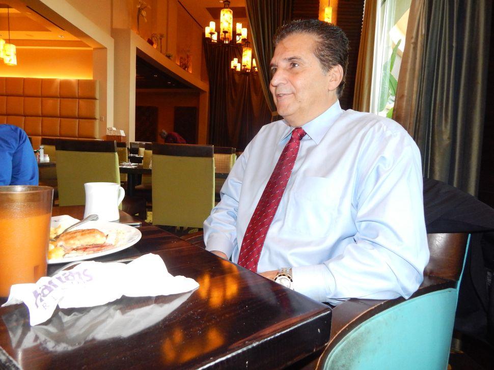 The PolitickerNJ.com Interview: Joe DiVincenzo