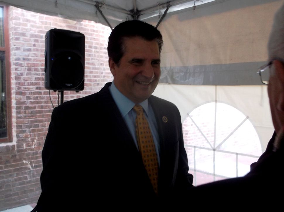 South Jersey Sweeney candidacy would animate North Jersey political rivalries