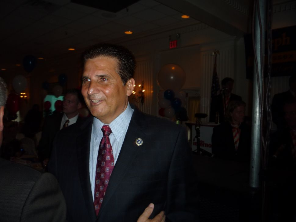 DiVincenzo calls out obstructionism: in Washington – and in Trenton
