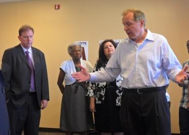 Lesniak doesn't rule out succeeding DeFilippo as Union County Democratic Chair