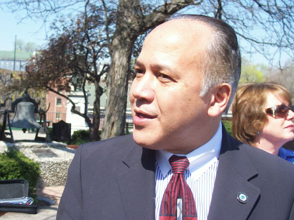 Torres threatens to play more public role in Ward 2 council race