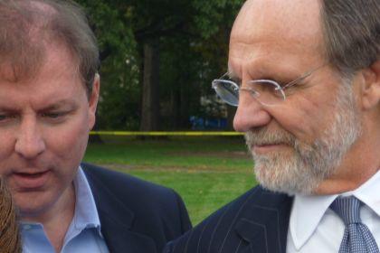 Corzine allies respond to Christie news