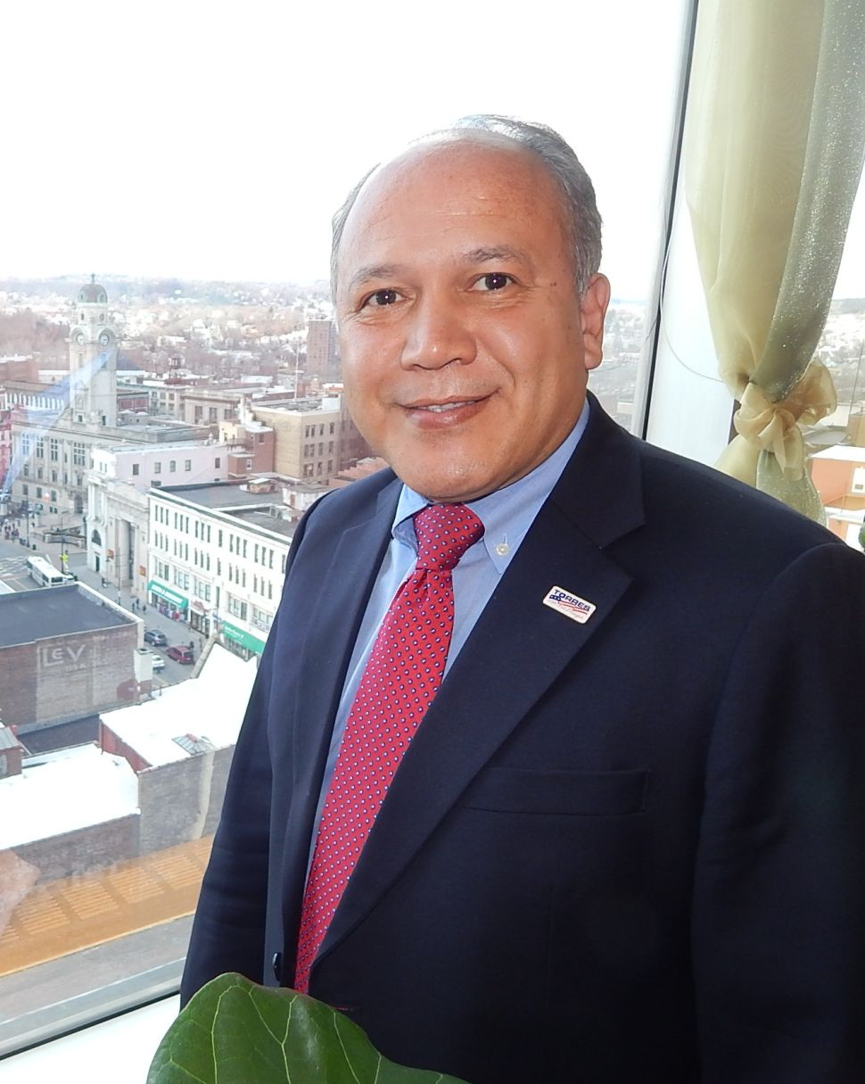 Paterson Mayor's Race: Jose 'Joey' Torres