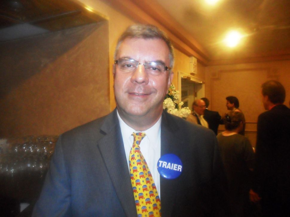 Traier hasn't received a call from Speziale, but others said to be eyeing sheriff's run