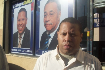 John Sharpe James and Baraka join incumbents in landing SEIU Local 32BJ endorsement