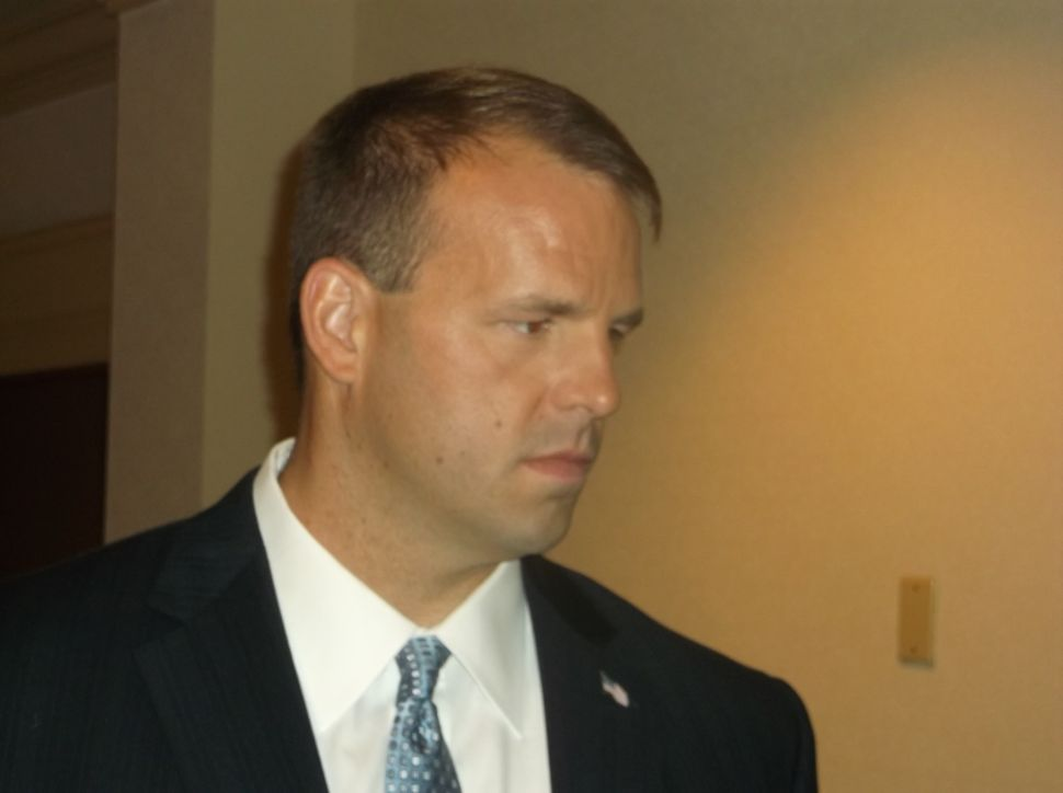 Runyan at the fiscal cliff: 'Everything needs to be on the table'