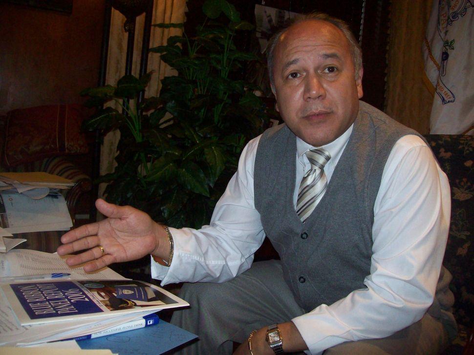 Hudson Republican Chair Arango slams Buono's LG pick