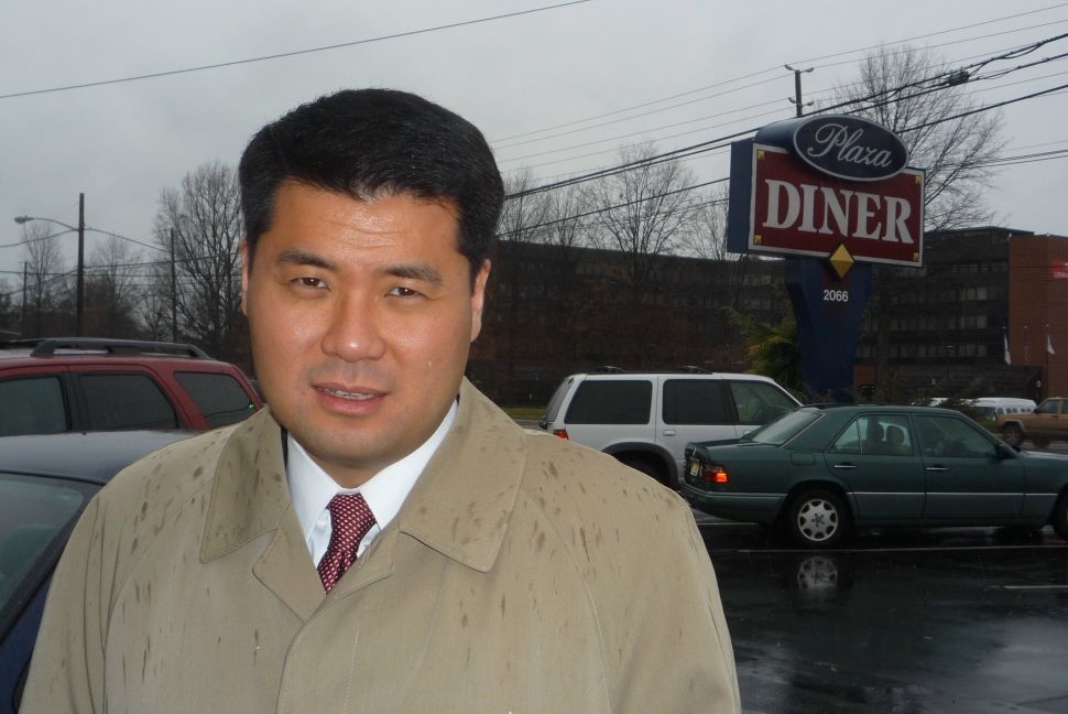 Edison Mayor Choi prepares to withstand united front in Democratic Party Primary