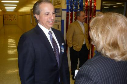 Kasparian says he'll seek re-election as Bergen Dem chairman