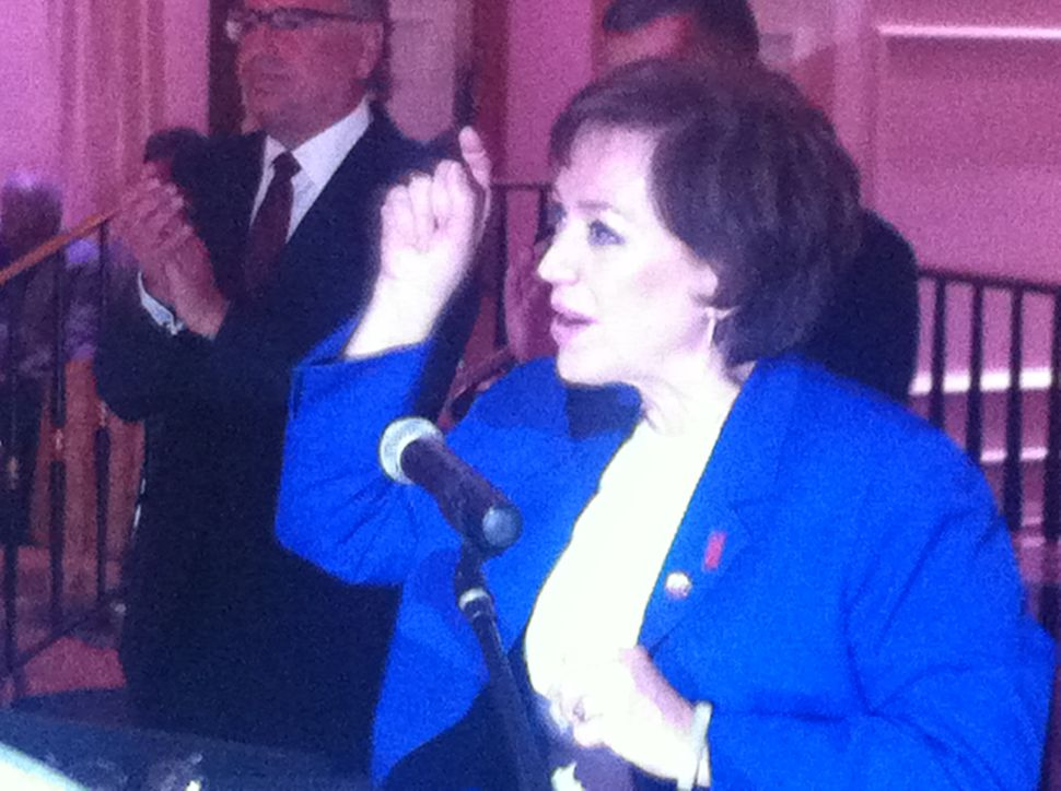 Donovan rolls out Bergen County Exec re-election campaign