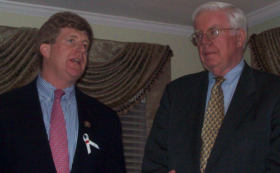 Lucianin: Kennedy Jersey party still on despite congressman's announcement