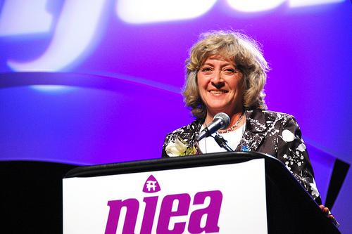 CWA, NJEA oppose Christie budget plan