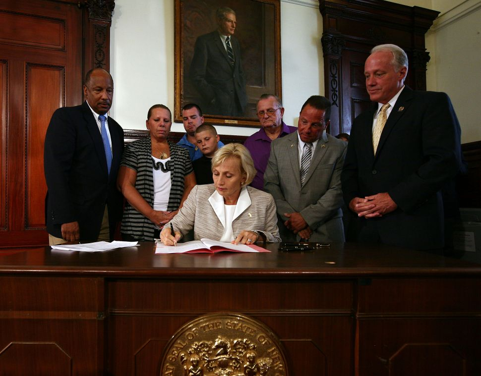 Guadagno takes top executive role day by day