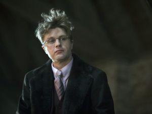 Michael Pitt as Mason Verger on Hannibal.