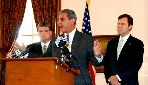 Kyrillos' toolkit bill would cap unused sick leave at $15,000