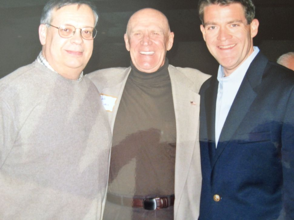 Former Hamilton Township Councilman Jack Lacy has died