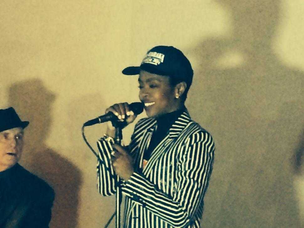 Stars come out for Baraka birthday fundraiser in Newark
