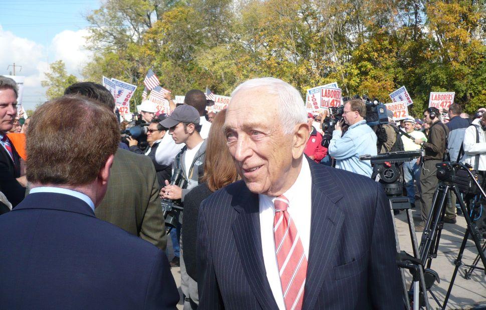 Lautenberg undertakes investigation of Christie decision to derail ARC