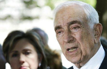 Age is the unspoken theme of Andrews's challenge to Lautenberg