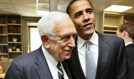 Poll: Obama, Lautenberg headed toward big wins