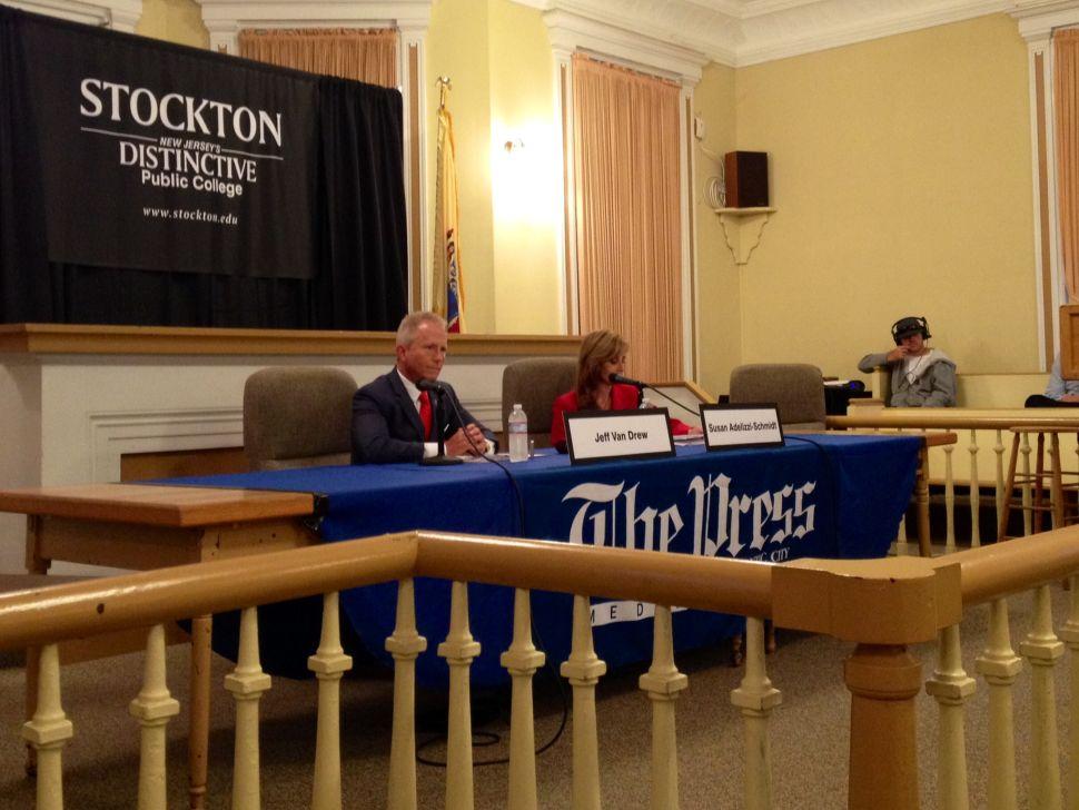 In LD 1 debate, Van Drew and Adelizzi-Schmidt agree more often than not