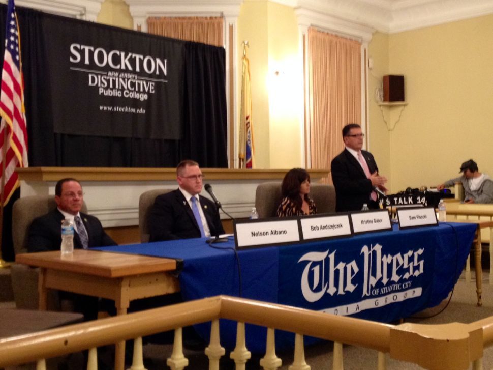 LD 1 Assembly hopefuls focus debate on putting Republicans in office