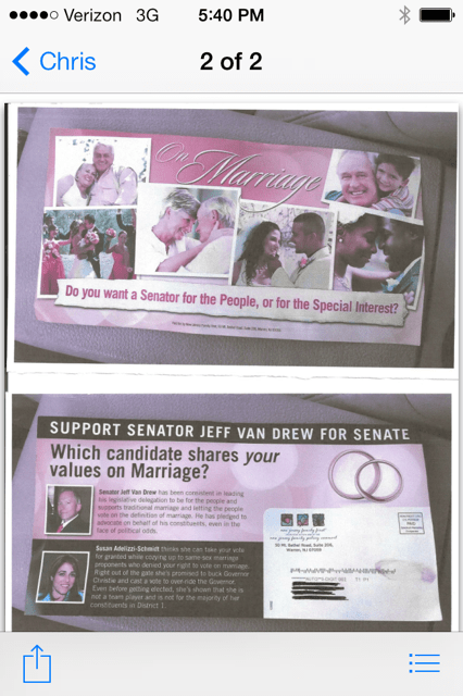 Garden State Equality wants Van Drew to disavow N.J. Family First mailer