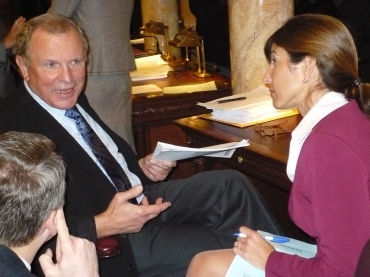 Lesniak announces candidacy for state Dems chair
