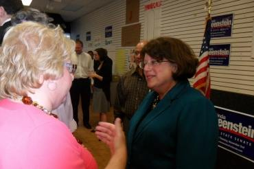 The Next Campaign: CD12 and Greenstein's advantages and challenges