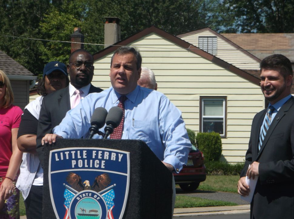 Christie slaps King over DREAM Act comment, but won't rule out campaigning for him