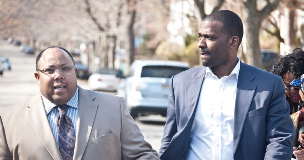 Newark mayor's race: South Ward council candidates spar after attack on Baraka