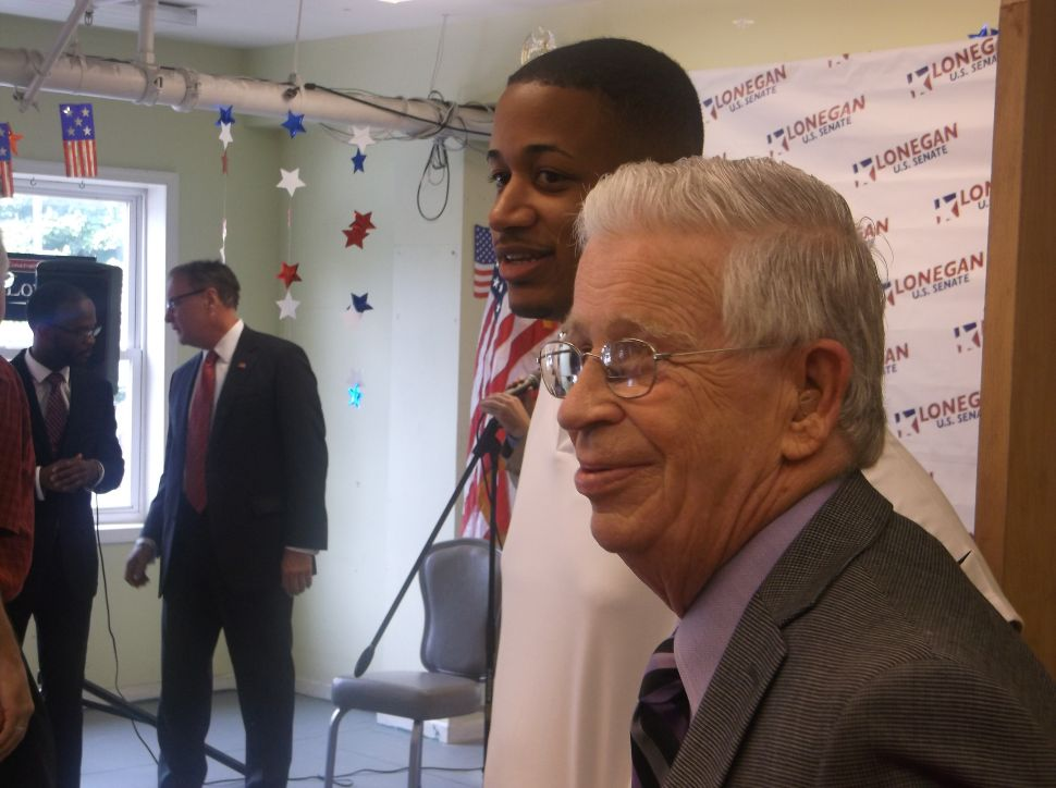 Lonegan: 'We're going to send Booker back to his parents' house in Harrington Park'