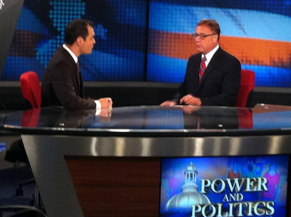 Lonegan on Senate race: I'd much rather take on Booker than Pallone