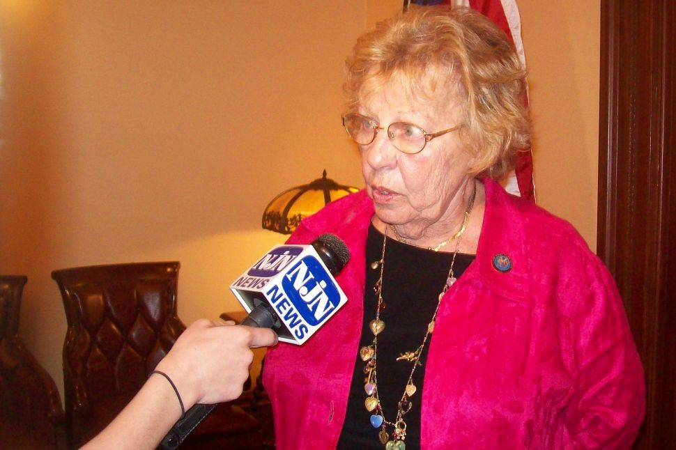 Weinberg to Christie: get family planning done