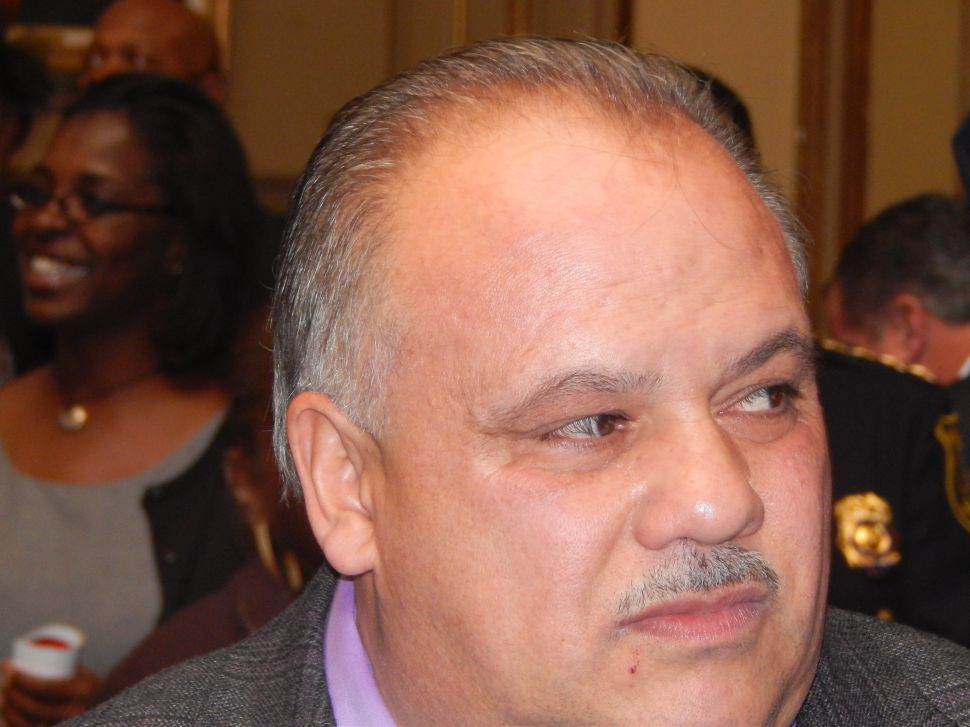 Quintana says he's not running in 2014 Newark mayoral election, but leaves door open
