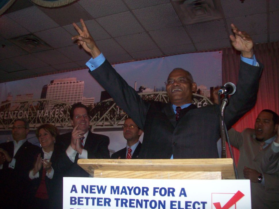 At mayoral kickoff, Segura charges up Trenton troops with state-level supporters