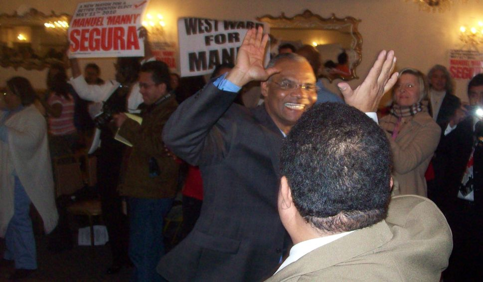 Segura leads Trenton mayoral field with dollars raised