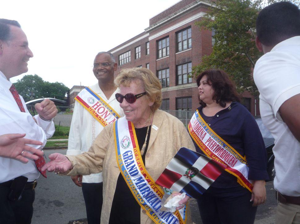 Violence jars Dominican Festival in Elizabeth, moments after Weinberg leaves