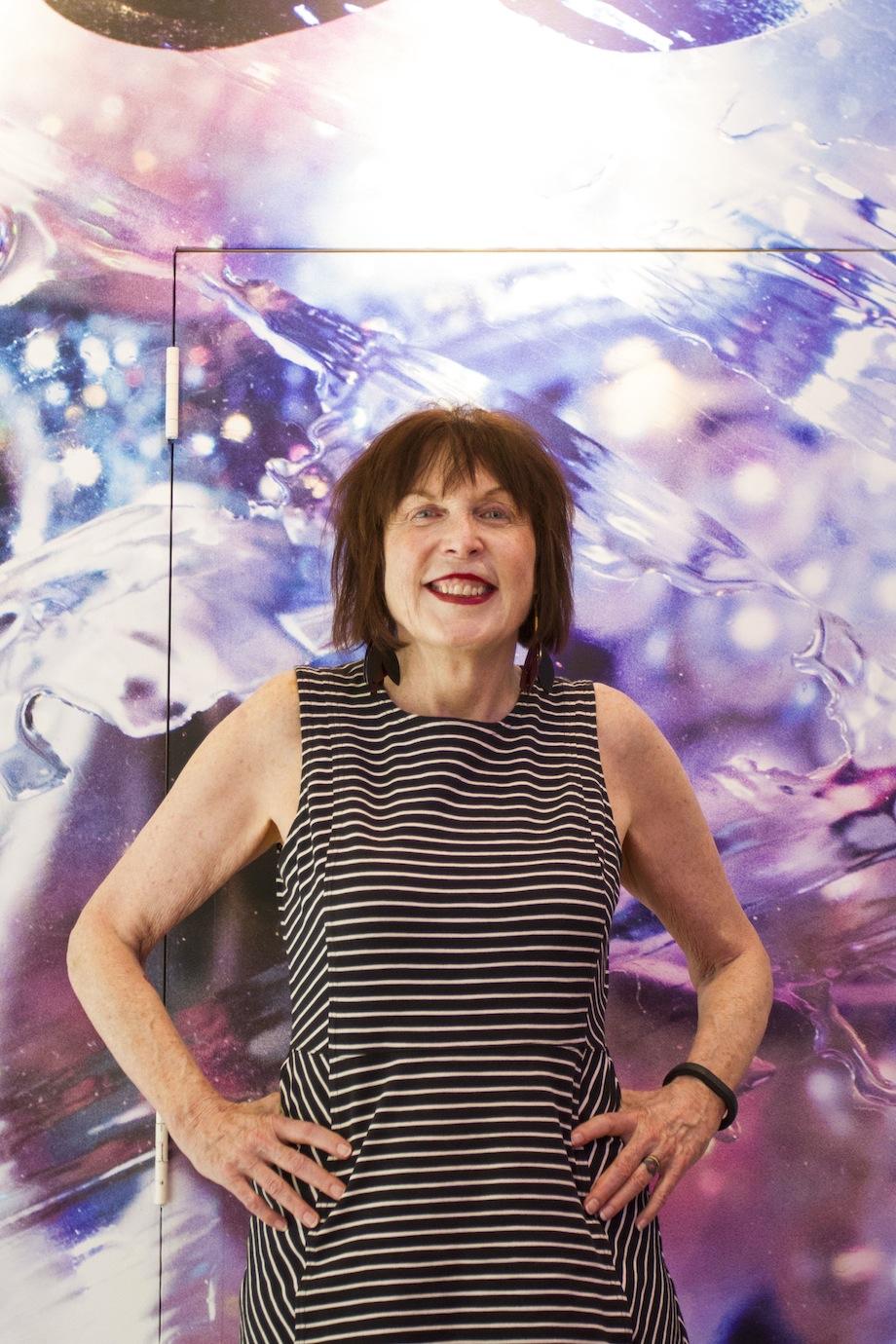 Marilyn Minter Splashes Out for Kiehl's