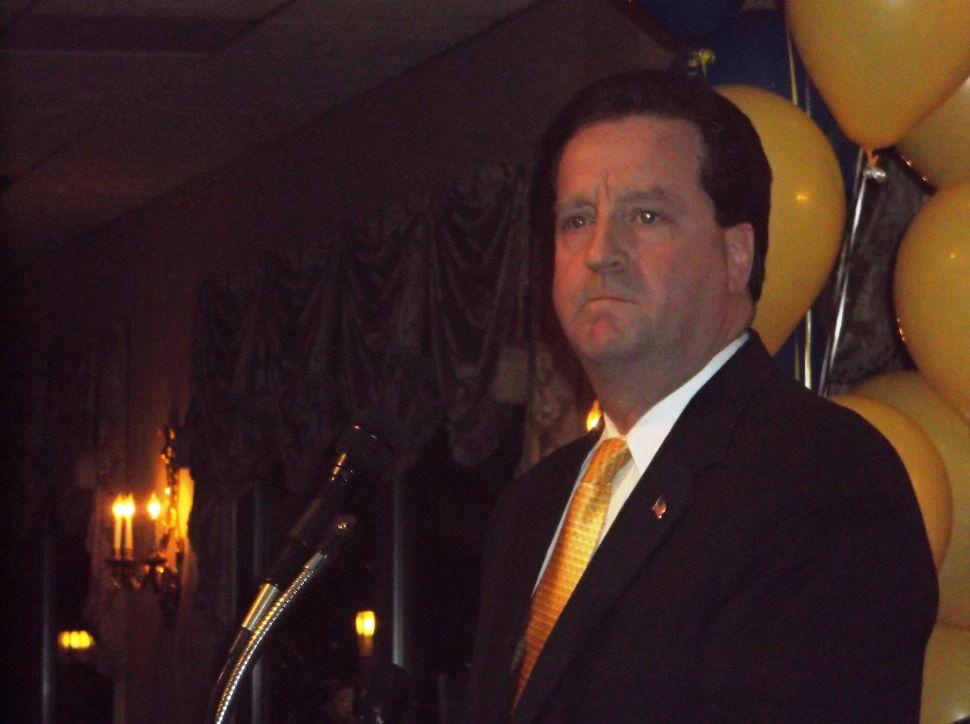 Smith, Stack and Hudson Democrats avert war in Hudson