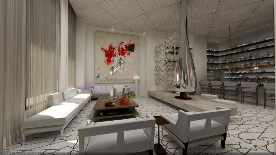 Due for Fall Opening, Marmara Park Ave. Hotel Touts 'True NY Apartment' Experience