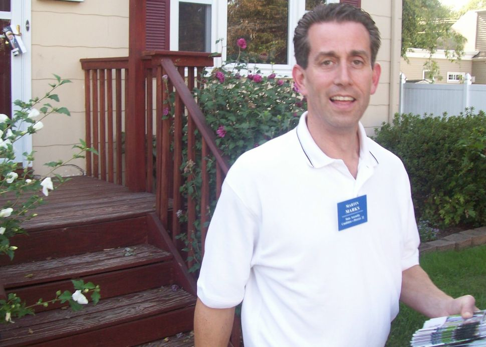 GOP runs aggresive campaign in LD 22