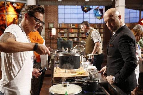 MasterChef' 5×6: 'The Panna Cotta Heist'