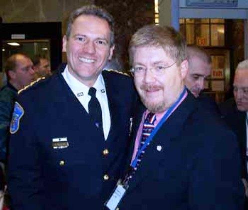 Bergen Sheriff seeks support for U.S. Marshal
