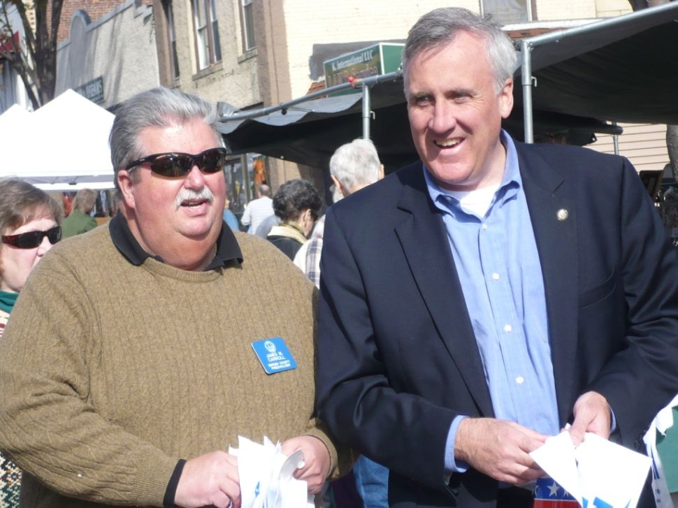 McNerney and the Dems hit the pavement in Bergen
