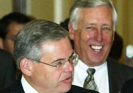 Hoyer praises Menendez as possible VP pick