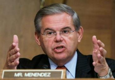 Menendez ranks No. 2 among U.S. senators receiving most out-of-state campaign cash